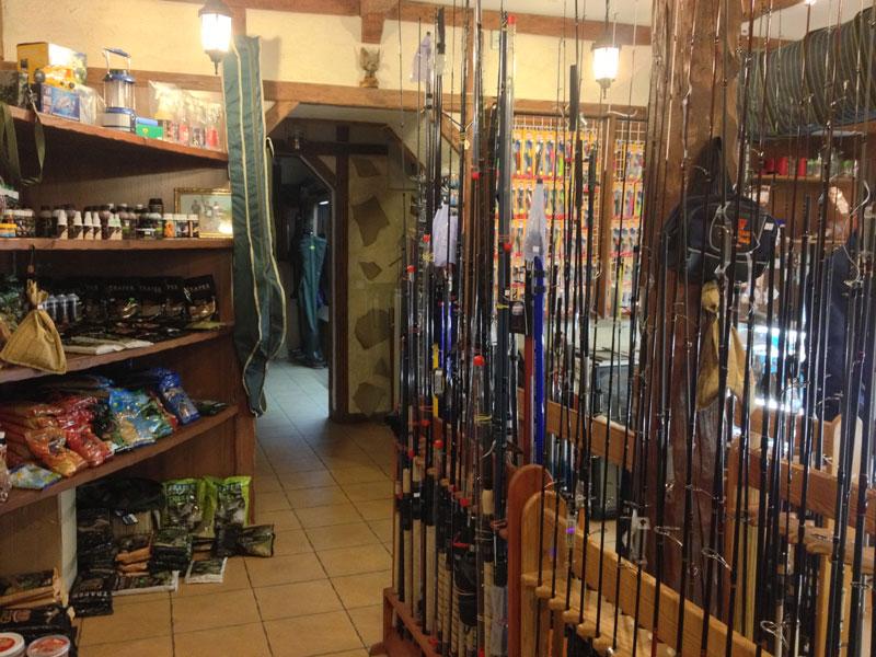 магазин для рыбалки и туризма клевый