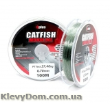 Леска Carp ZOOM Catfish Monoline (green), 100m
