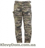 Штаны Norfin NATURE CAMO (cotton,камуфляж)