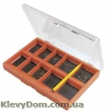 Коробки Stonfo для крючков  ORANGE MAGNETIC BOX Art.267