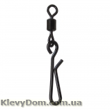Вертлюжок с застёжкой Rolling swivel with Hanging snap B