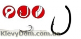 Крючок Gamakatsu G-Carp Super Rig Hook Black