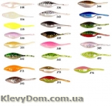 "Приманка силиконовая Слаг Bass Assassin Panfish Tiny Shad 1.5"" 15 шт."