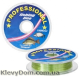 Леска Energofish Professional Light Green 100 м 0.30 мм 7 кг