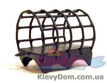 фидерная кормушка из сварной сетки эксцентрик