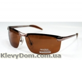 Очки Matrix Polarized 08028 C8-90 коричневые