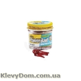 Мотыль BERKLEY Maxi Power Blood Worm