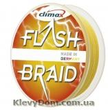 Рыболовный шнур CLIMAX FLASH BRAID